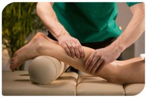 Strečingová masáž
